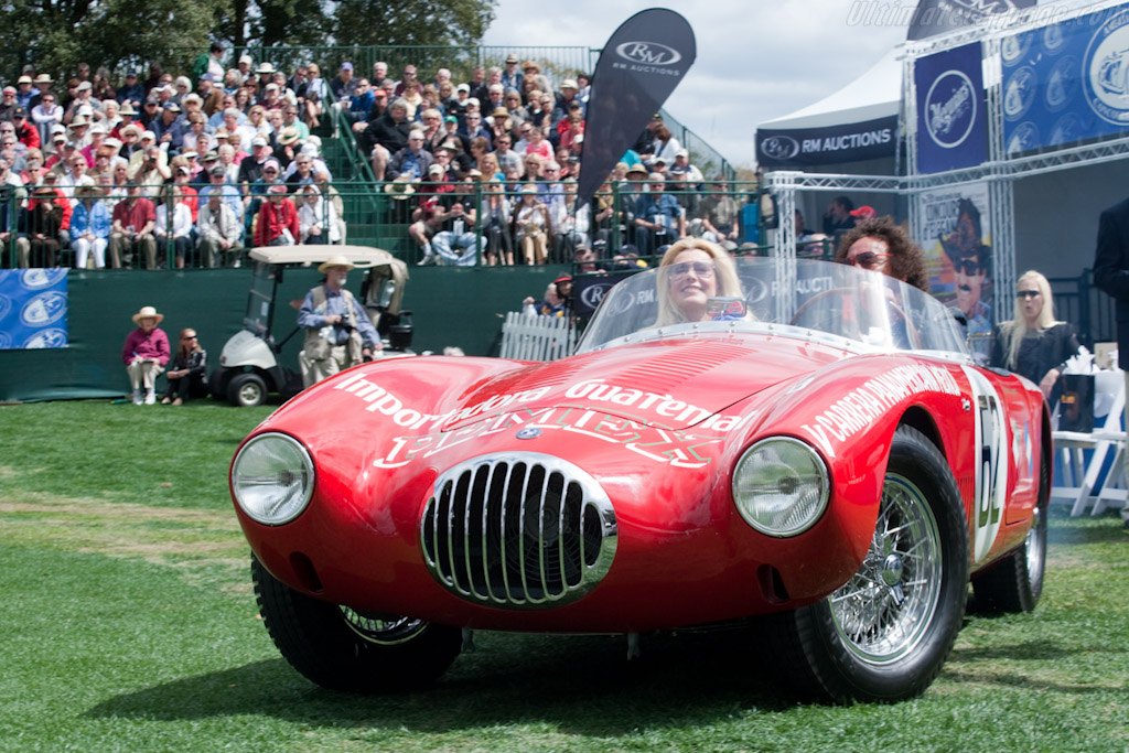 OSCA MT4 Morelli Spider - Chassis: 1152   - 2010 Amelia Island Concours d'Elegance