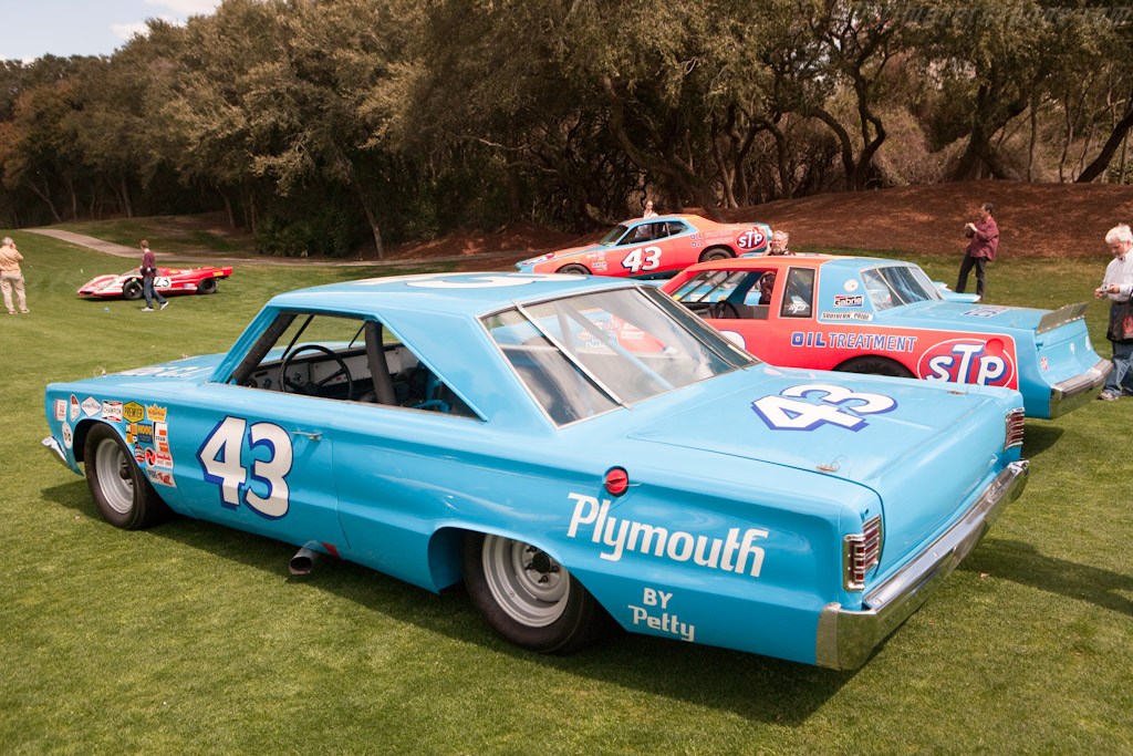 Plymouth Belvedere    - 2010 Amelia Island Concours d'Elegance