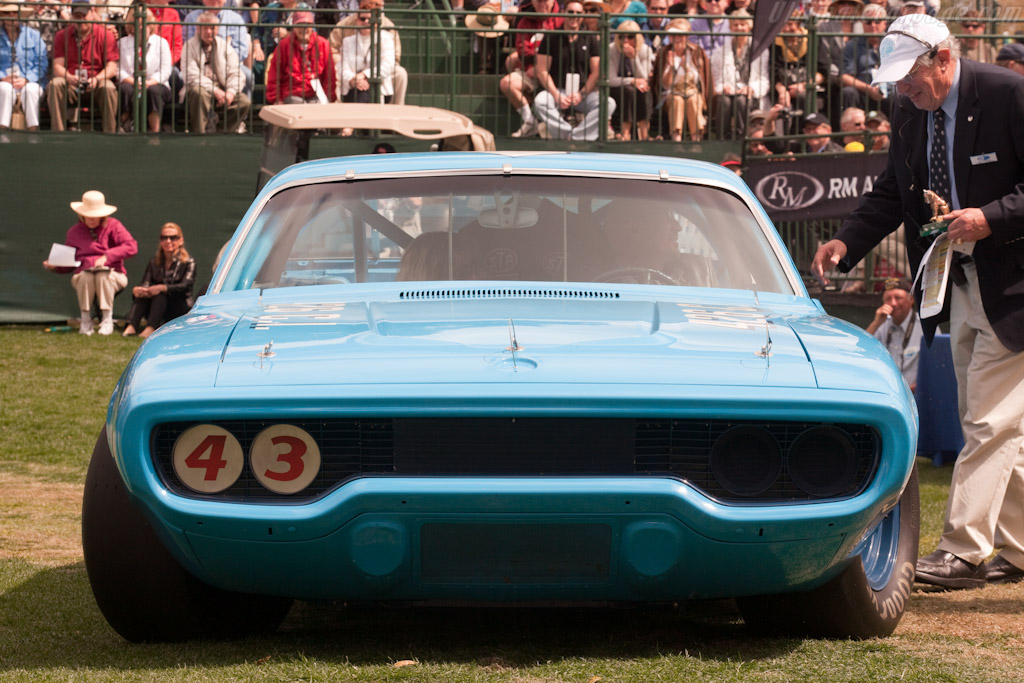 Plymouth Roadrunner    - 2010 Amelia Island Concours d'Elegance