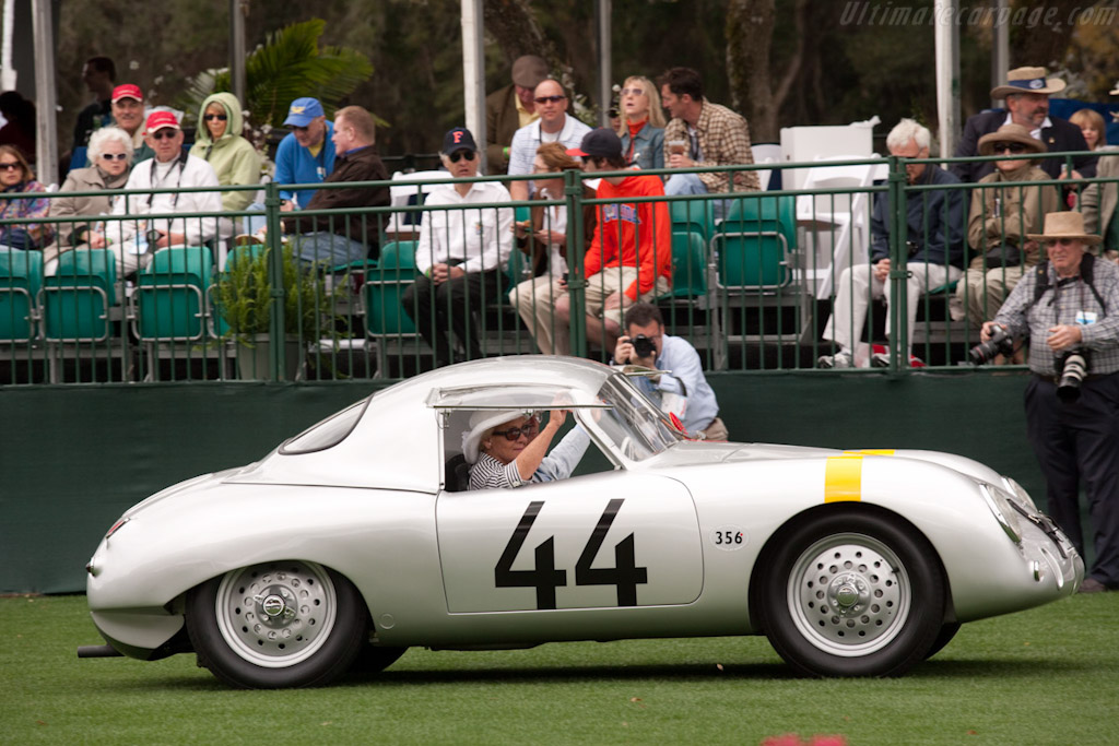 Porsche 356 Glockler Special - Chassis: 10447   - 2010 Amelia Island Concours d'Elegance