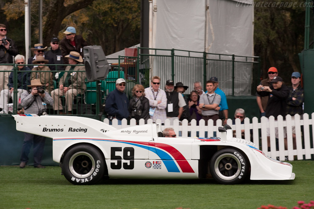 Porsche 917/10K - Chassis: 917/10-007   - 2010 Amelia Island Concours d'Elegance