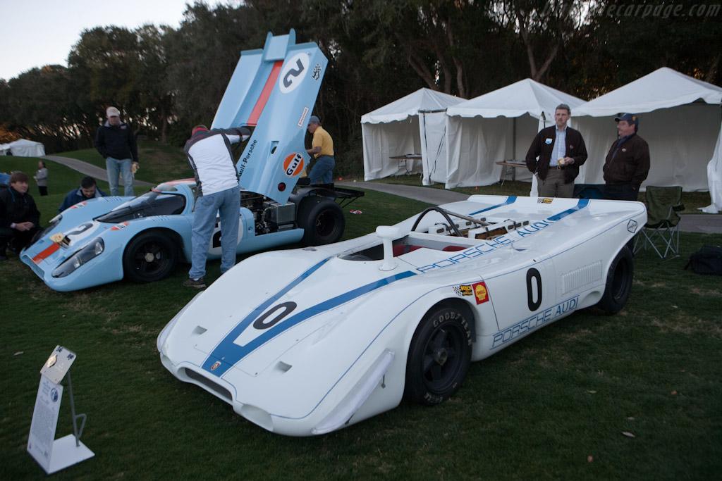 Porsche 917 PA Spyder - Chassis: 917.028   - 2010 Amelia Island Concours d'Elegance
