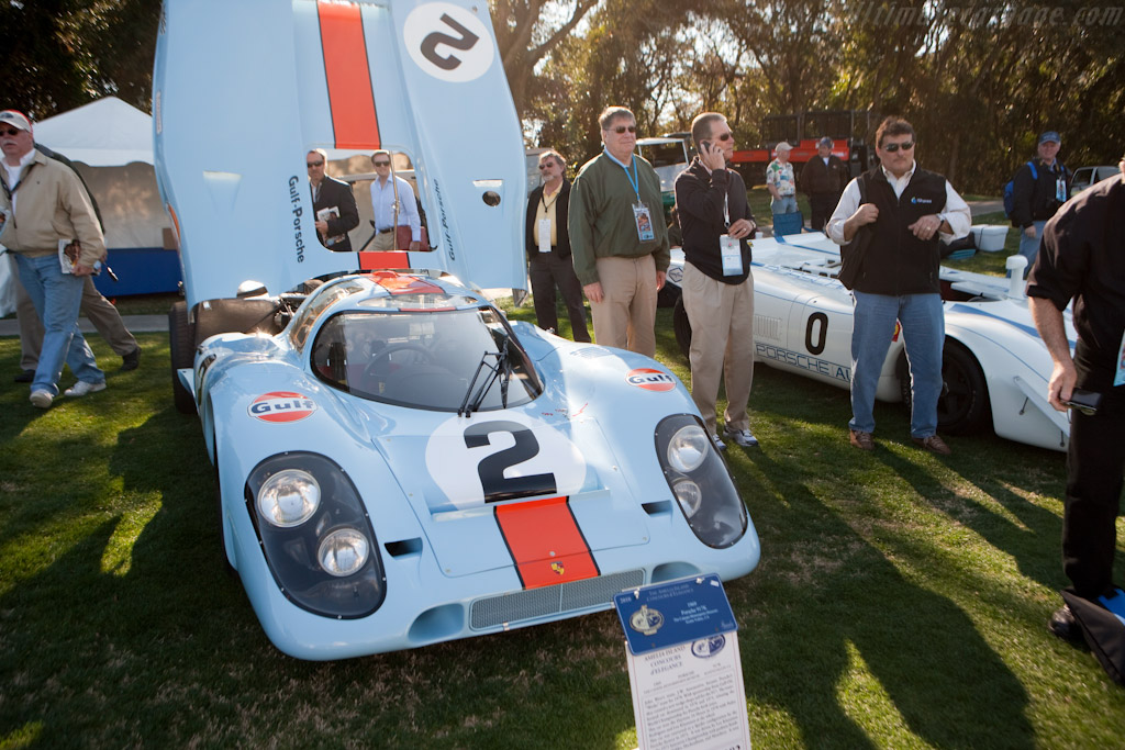 Porsche 917K    - 2010 Amelia Island Concours d'Elegance