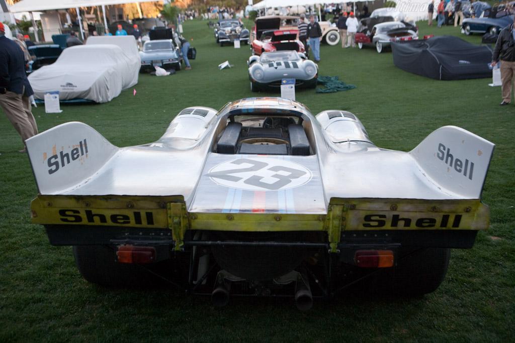 Porsche 917K - Chassis: 917-019   - 2010 Amelia Island Concours d'Elegance