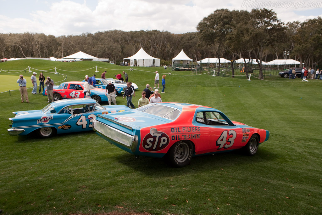 Richard Petty's cars    - 2010 Amelia Island Concours d'Elegance