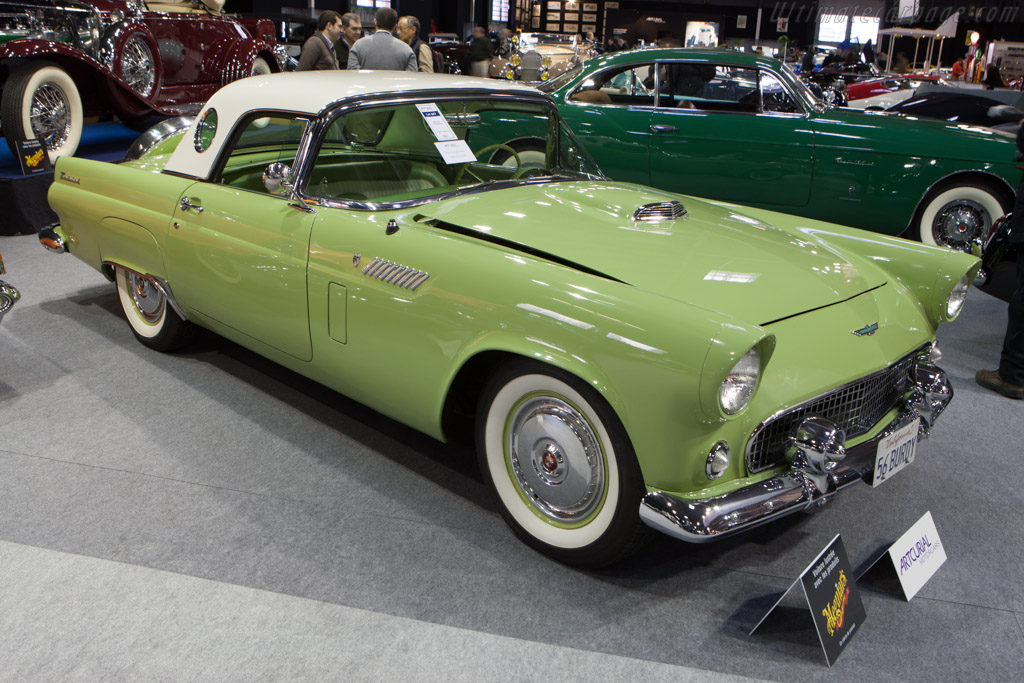 ford thunderbird 2013 retromobile. Cars Review. Best American Auto & Cars Review