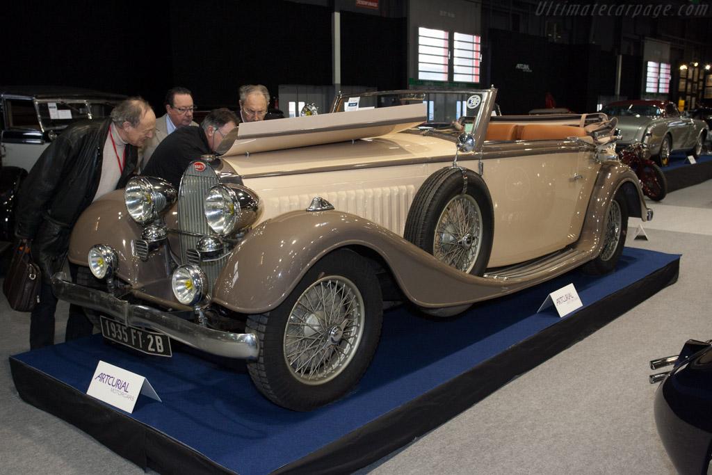Bugatti Type 57 Vanvooren Cabriolet - Chassis: 57274   - 2013 Retromobile