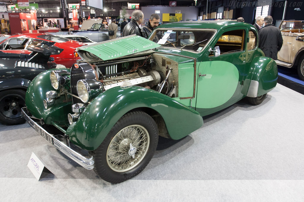 Bugatti Type 57 Ventoux - Chassis: 57452   - 2013 Retromobile