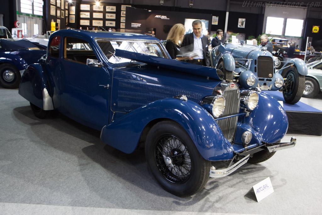 Bugatti Type 57 Ventoux - Chassis: 57344   - 2013 Retromobile