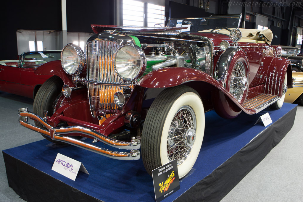 Duesenberg J Murphy Cabriolet - Chassis: 2239 J-219   - 2013 Retromobile
