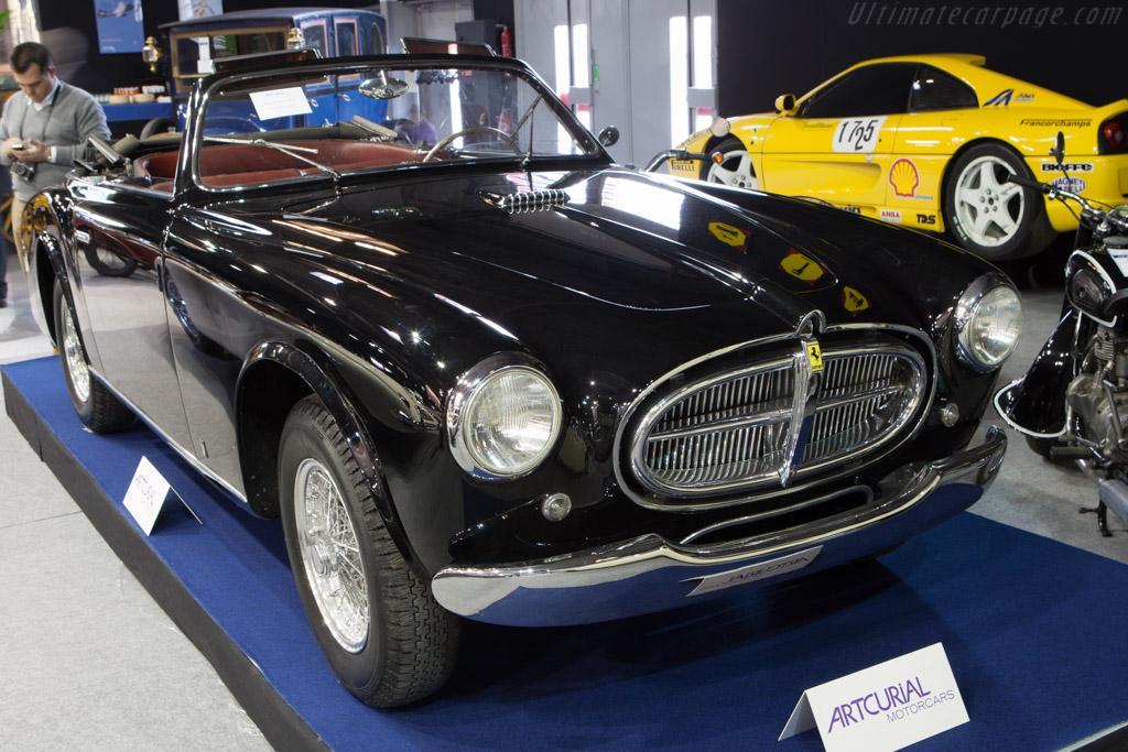 Ferrari 212 Inter Vignale Cabriolet - Chassis: 0227EL  - 2013 Retromobile
