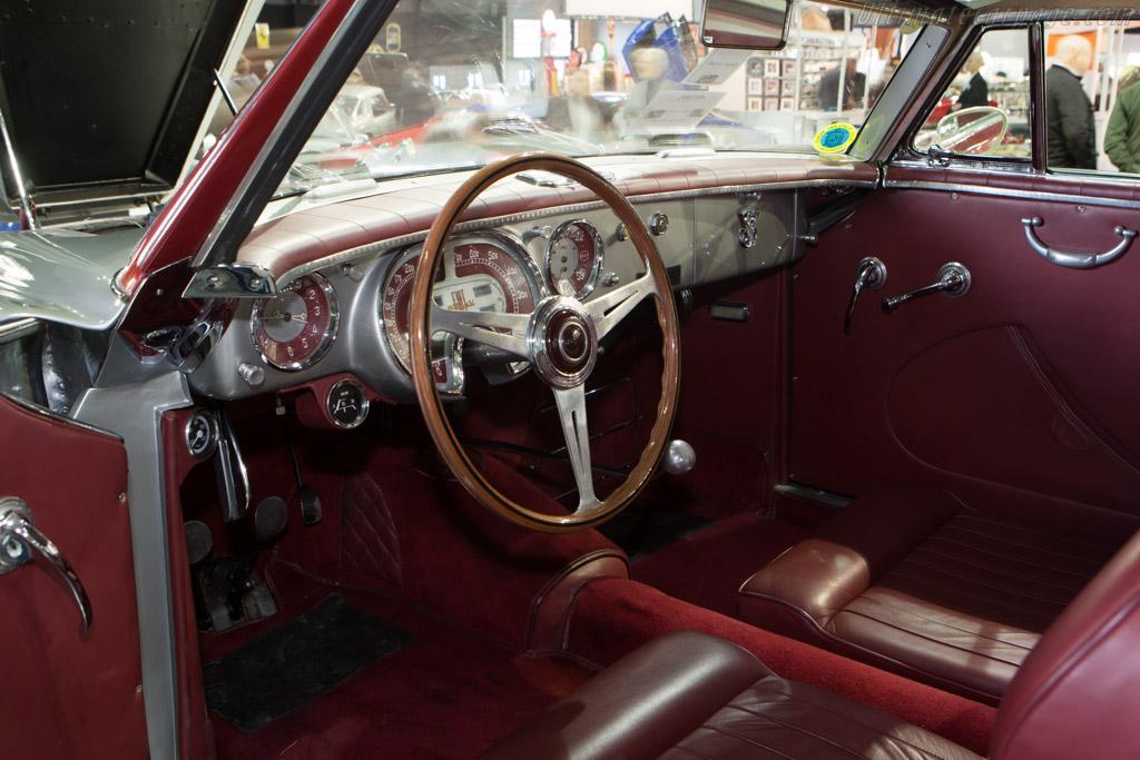 Fiat 8V Vignale Coupe - Chassis: 106*000046   - 2013 Retromobile