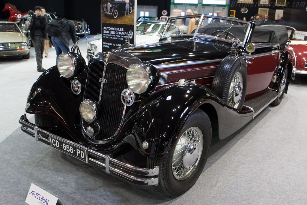 Horch 853    - 2013 Retromobile