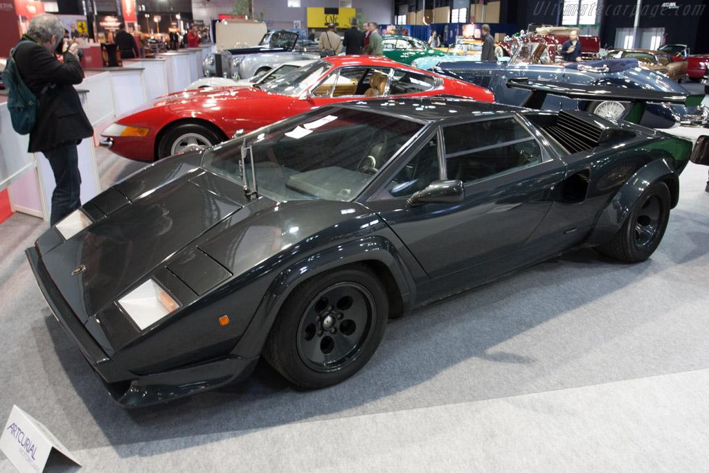 Lamborghini Countach Qv Chassis Za9c005a0fla12824