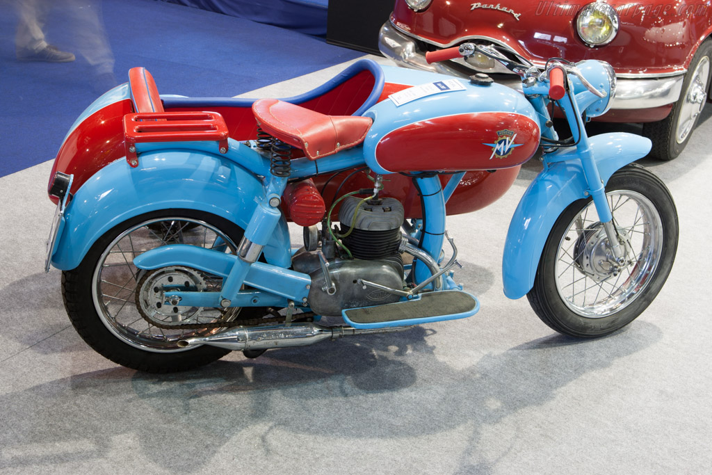 MV 125 Pullman    - 2013 Retromobile
