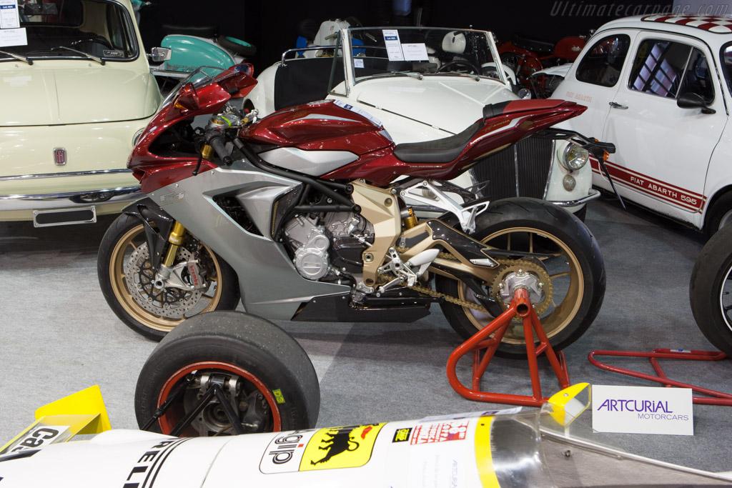 MV Agusta F3    - 2013 Retromobile