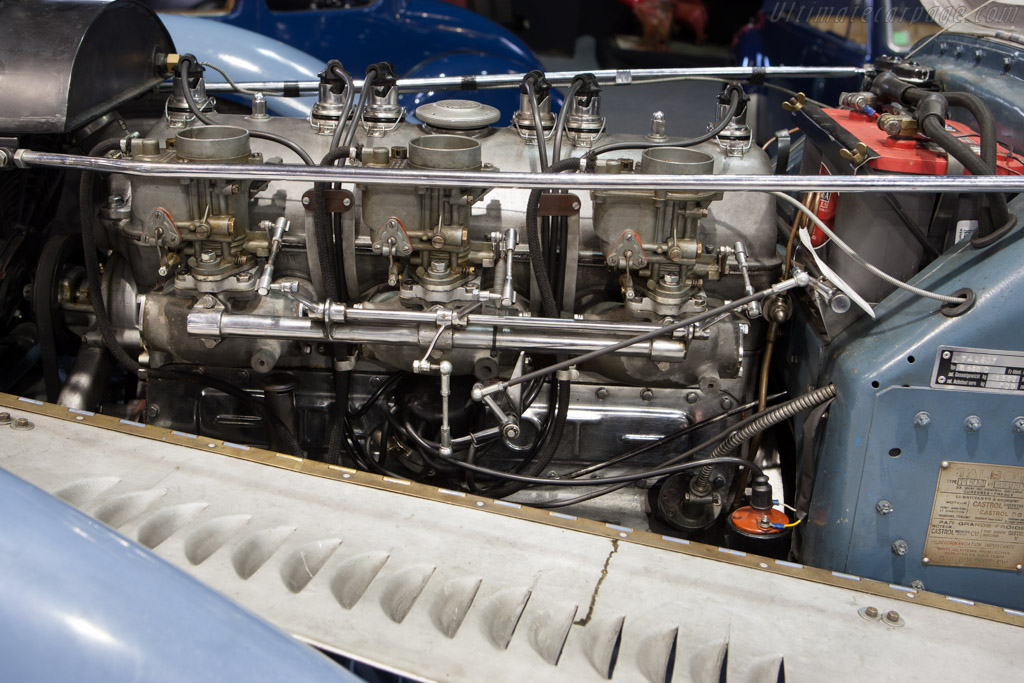 Talbot Lago T150C Competition Roadster - Chassis: 82930   - 2013 Retromobile