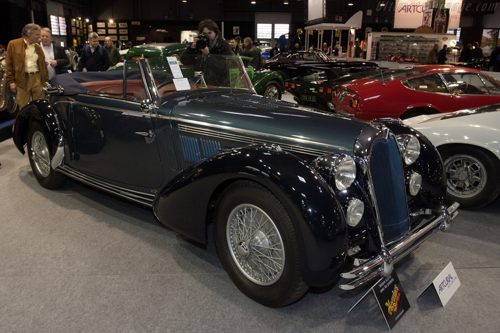 Talbot Lago T26 Record Cabriolet - Chassis: 100002   - 2013 Retromobile