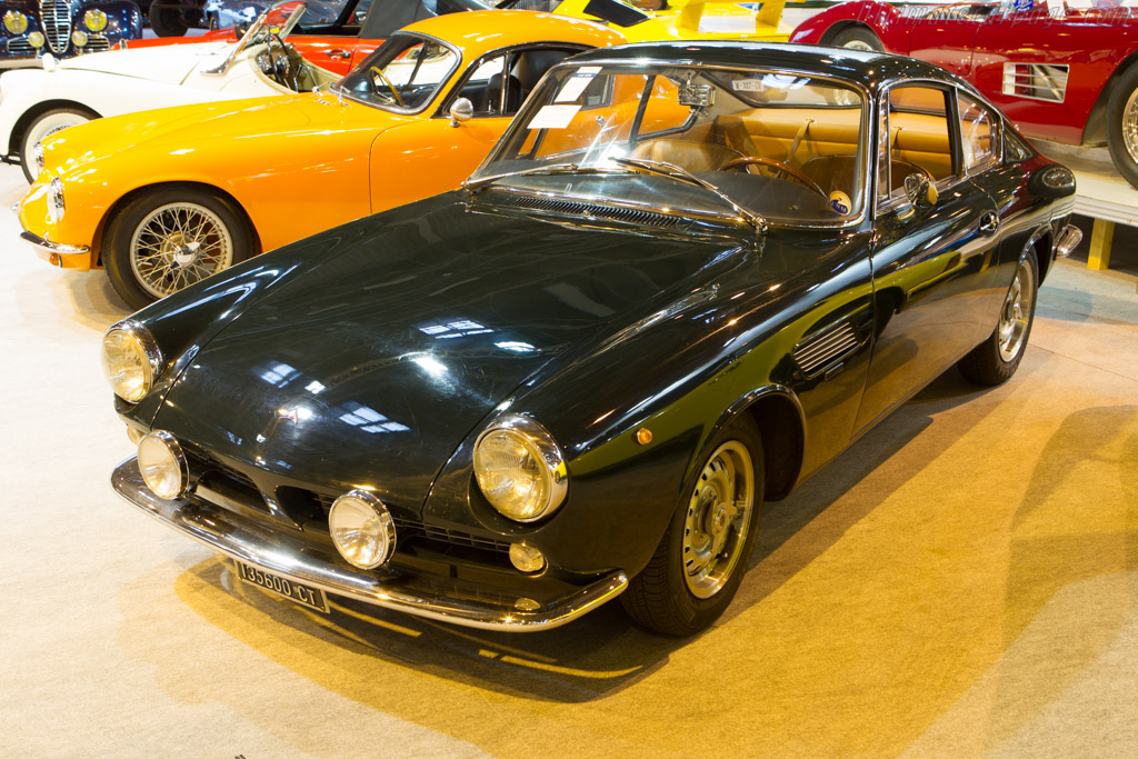ASA 1000 GT - Chassis: 01180   - 2014 Retromobile