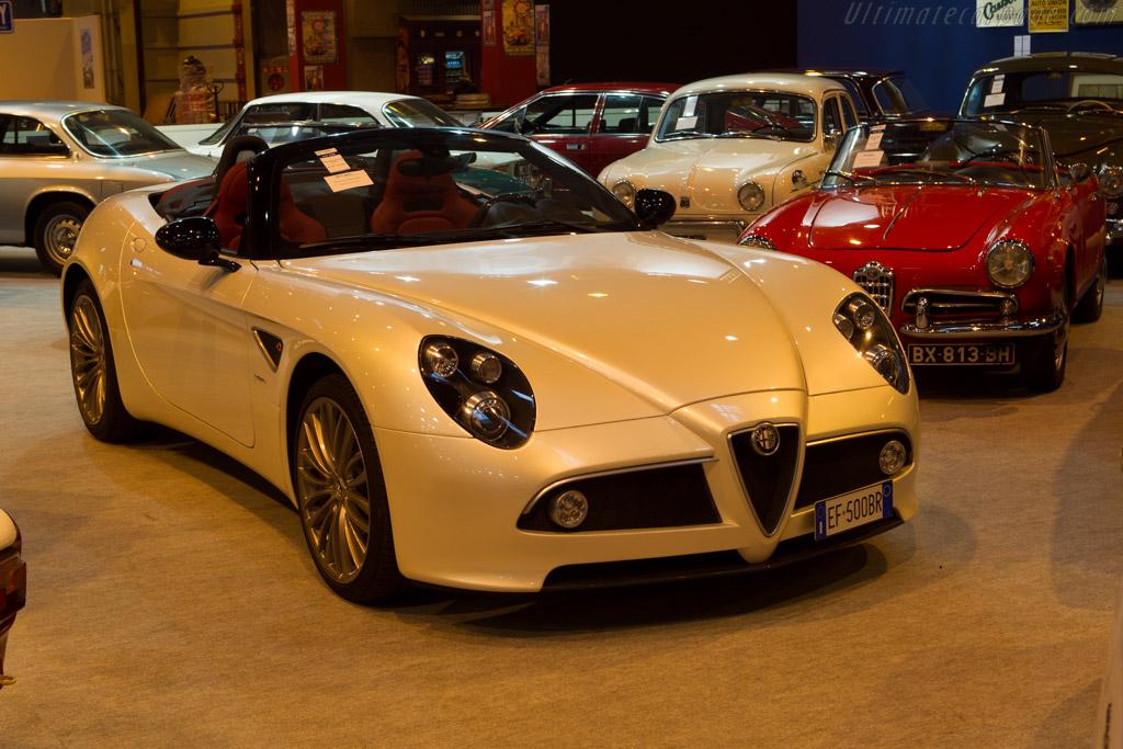 Alfa Romeo 8C Spider - Chassis: ZAR92000000053830   - 2014 Retromobile