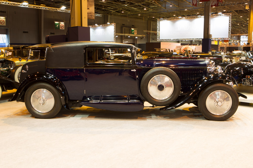 Bentley 8-Litre Gurney-Nutting Sportsman Coupe - Chassis: YR5088   - 2014 Retromobile