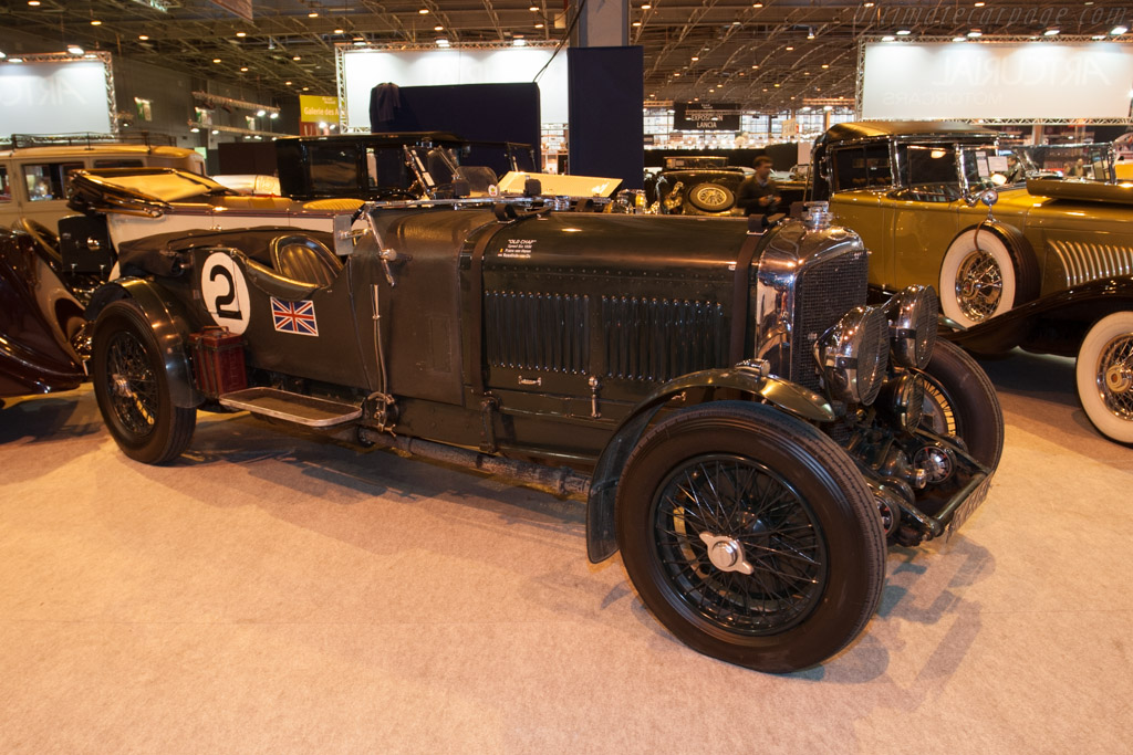 Bentley Speed Six - Chassis: HM2865   - 2014 Retromobile