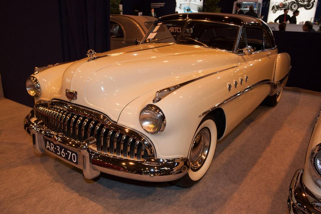 Buick Roadmaster Riviera Coupe - Chassis: 15320701   - 2014 Retromobile