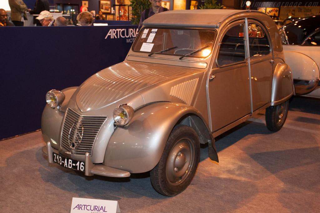 Citroën 2CV - Chassis: 25790   - 2014 Retromobile