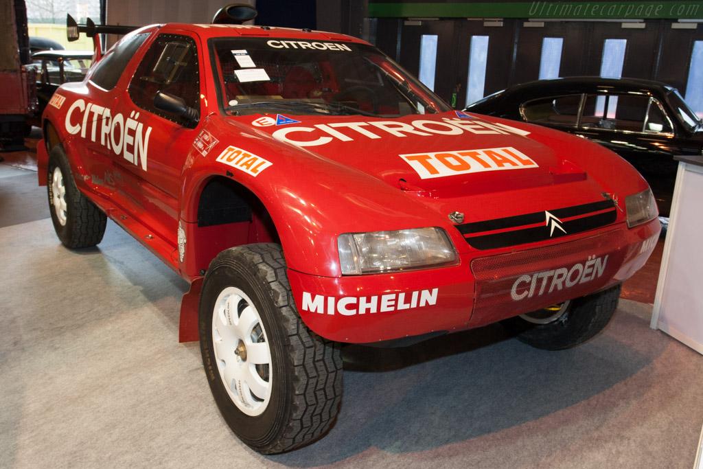 Citroën ZX Grand Raid - Chassis: VF7RTIGR094GR0026   - 2014 Retromobile