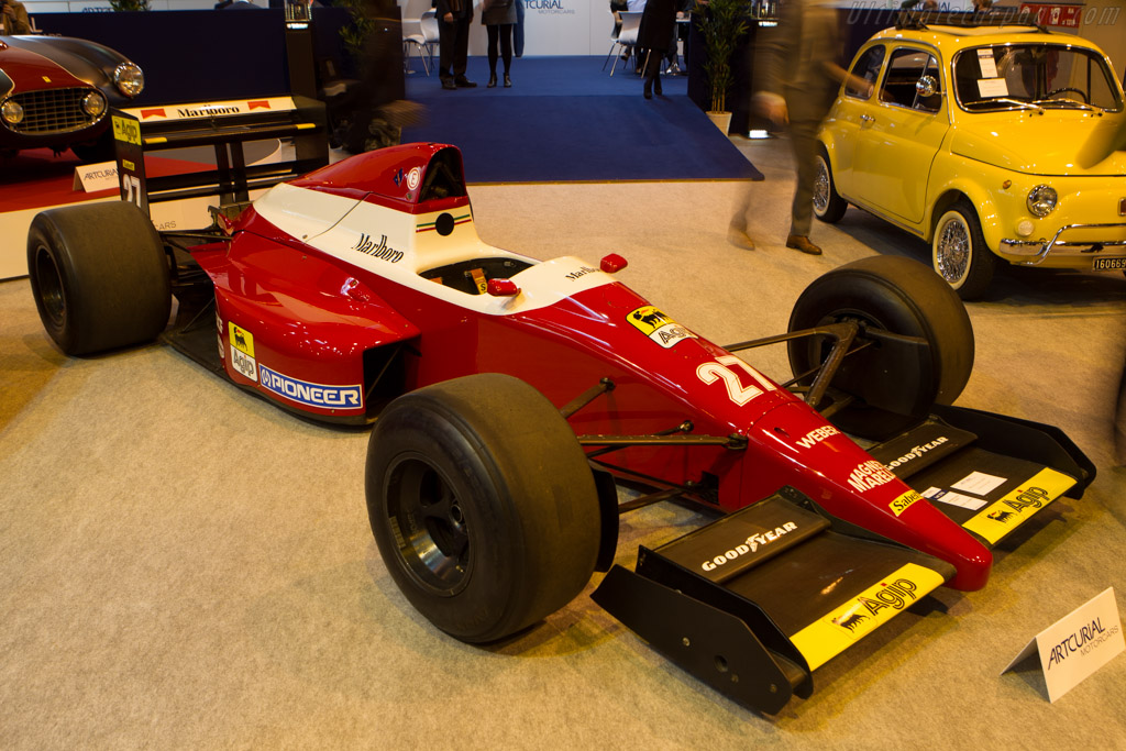 Dallara F1 - Chassis: 189/04   - 2014 Retromobile
