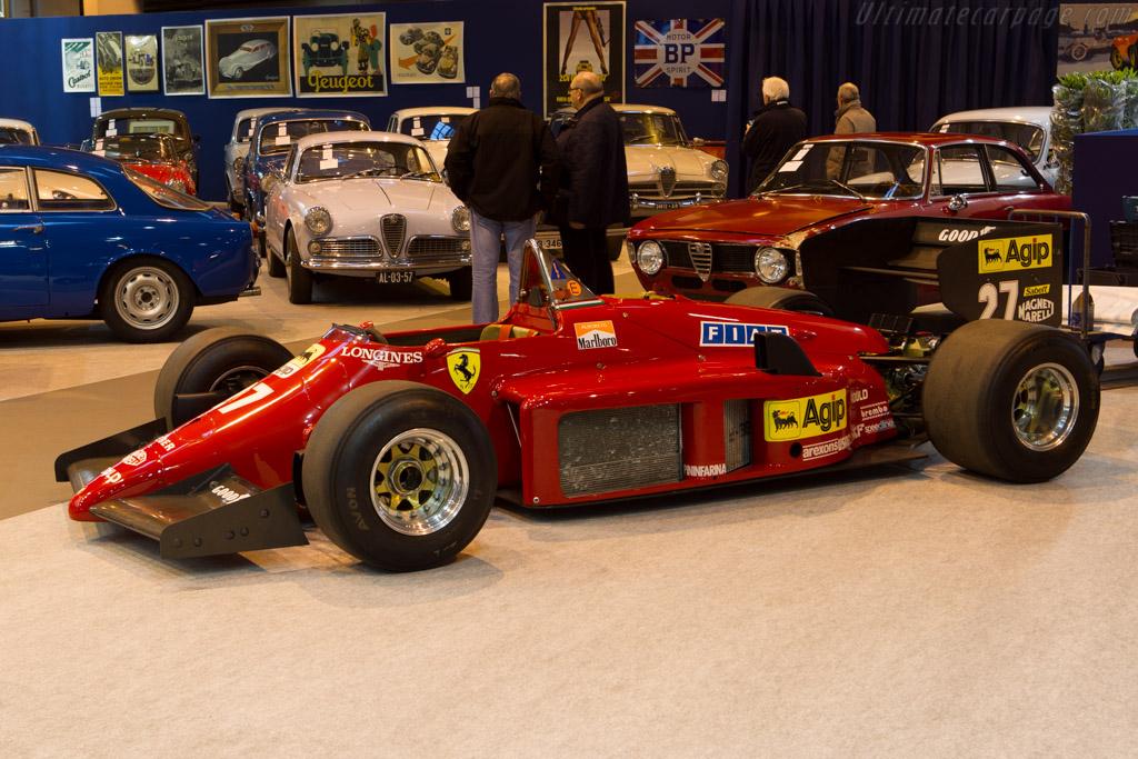 Ferrari 156/85 F1 - Chassis: 086   - 2014 Retromobile