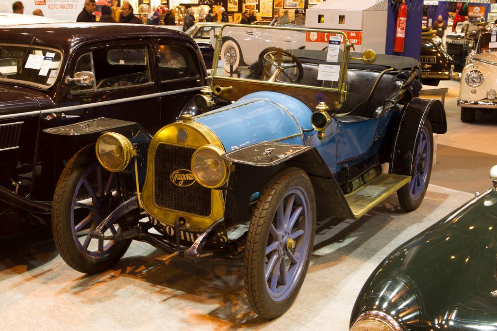 Gregoire 70-4 Alin & Liautard Phaeton - Chassis: 2714   - 2014 Retromobile