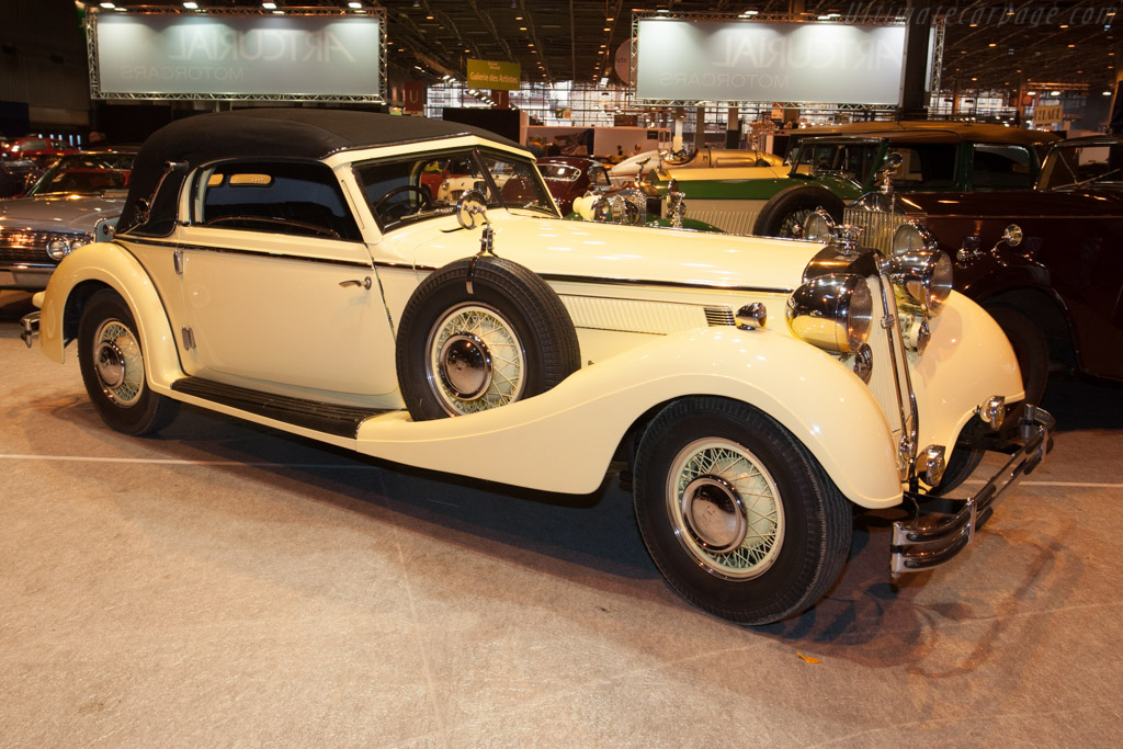 Horch 853 Sport Cabriolet - Chassis: 853397   - 2014 Retromobile
