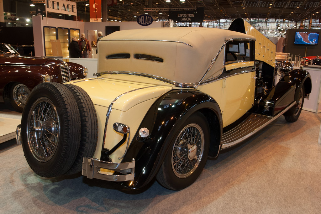 Isotta Fraschini Tipo 8A Ramseier Cabriolet - Chassis: 605   - 2014 Retromobile