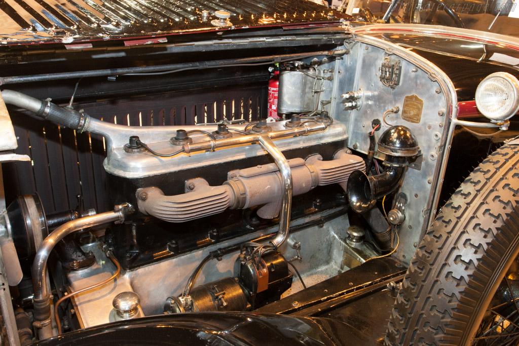 Minerva AF d'Ieteren Roadster - Chassis: 55979   - 2014 Retromobile