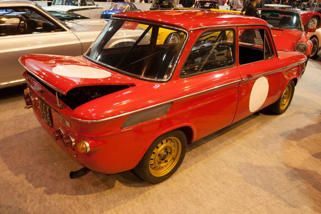 NSU 1000 TTS - Chassis: 34001729   - 2014 Retromobile