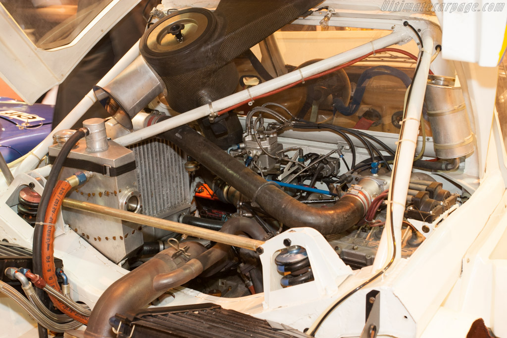 Peugeot 205 Turbo 16 Group B - Chassis: VF3741R76E5200014   - 2014 Retromobile
