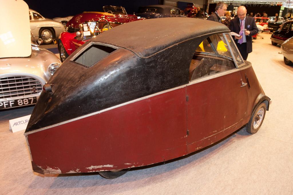 Pierre Faure Type PFA Electrique - Chassis: 016   - 2014 Retromobile