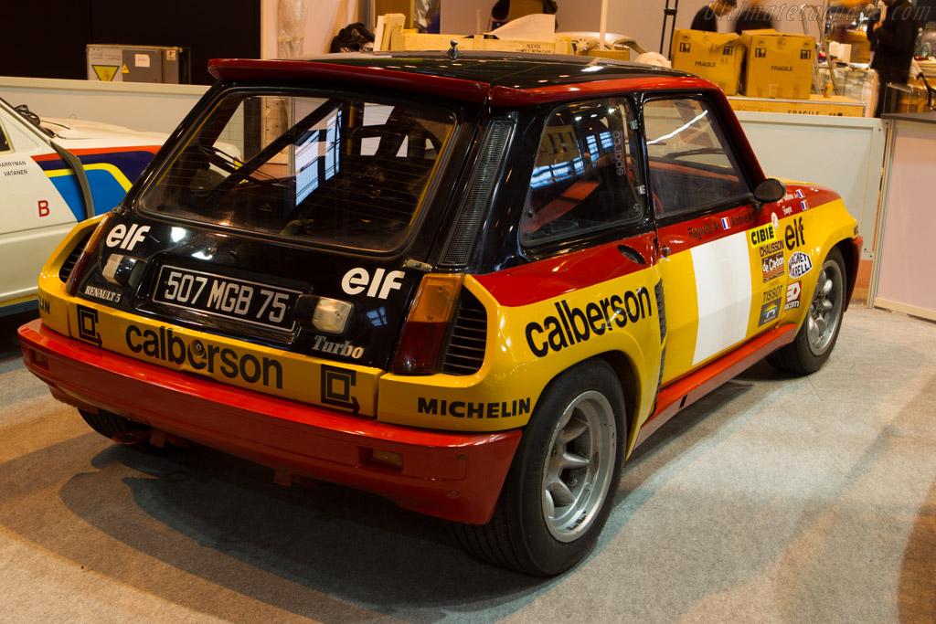 Renault 5 Maxi - Chassis: VF1822000B0000036   - 2014 Retromobile