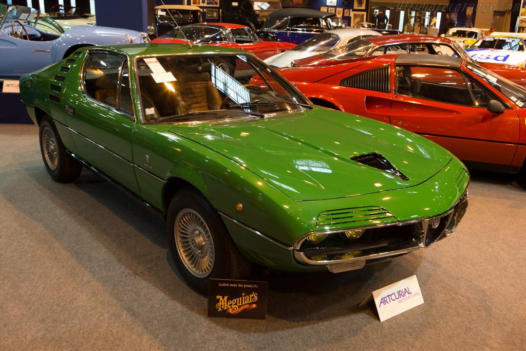 Alfa Romeo Montreal - Chassis: 1426004   - 2015 Retromobile