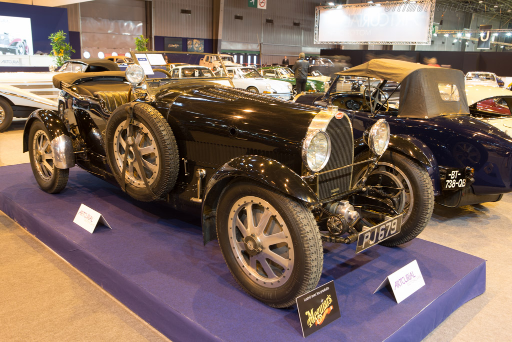 Bugatti Type 43 Grand Sport - Chassis: 43171   - 2015 Retromobile
