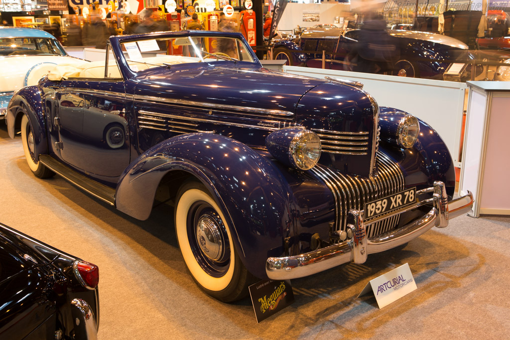 Chrysler Imperial C23 Pourtout Roadster - Chassis: 6748714   - 2015 Retromobile