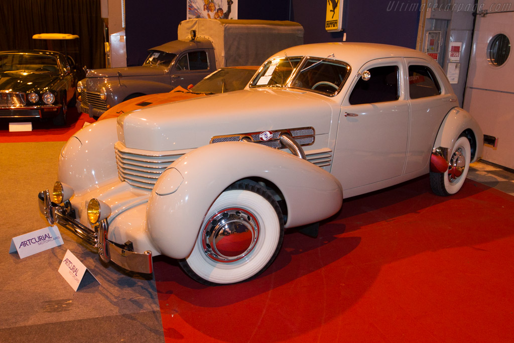 Cord 812 SC Beverly - Chassis: 31959 S   - 2015 Retromobile