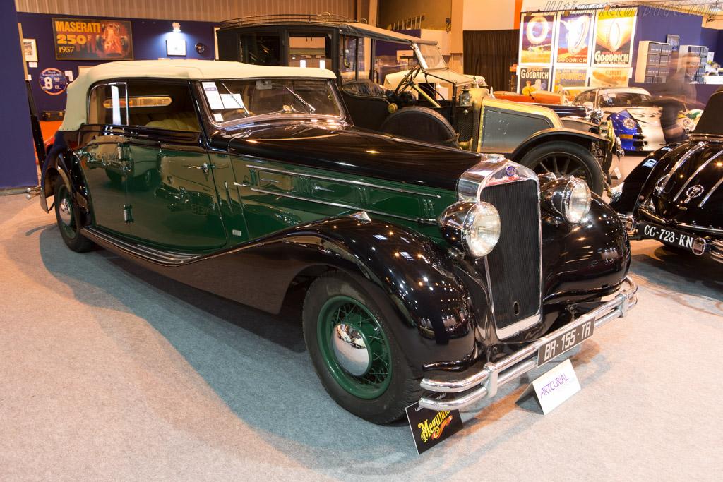 Delage D8-100 Labourdette Cabriolet - Chassis: 51005   - 2015 Retromobile
