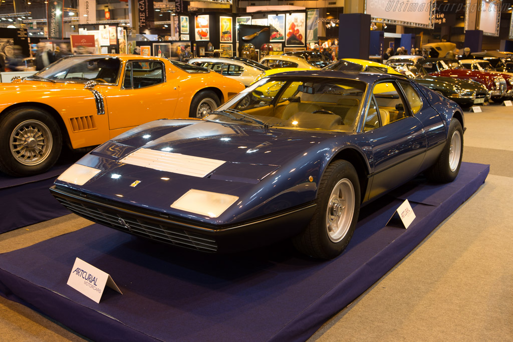 Ferrari 365 GT4 BB - Chassis: 17955   - 2015 Retromobile