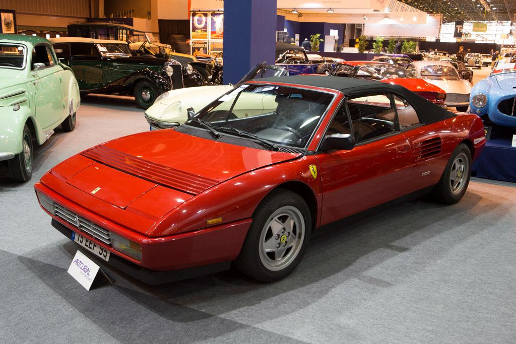 Ferrari Mondial T Cabriolet - Chassis: 84522   - 2015 Retromobile