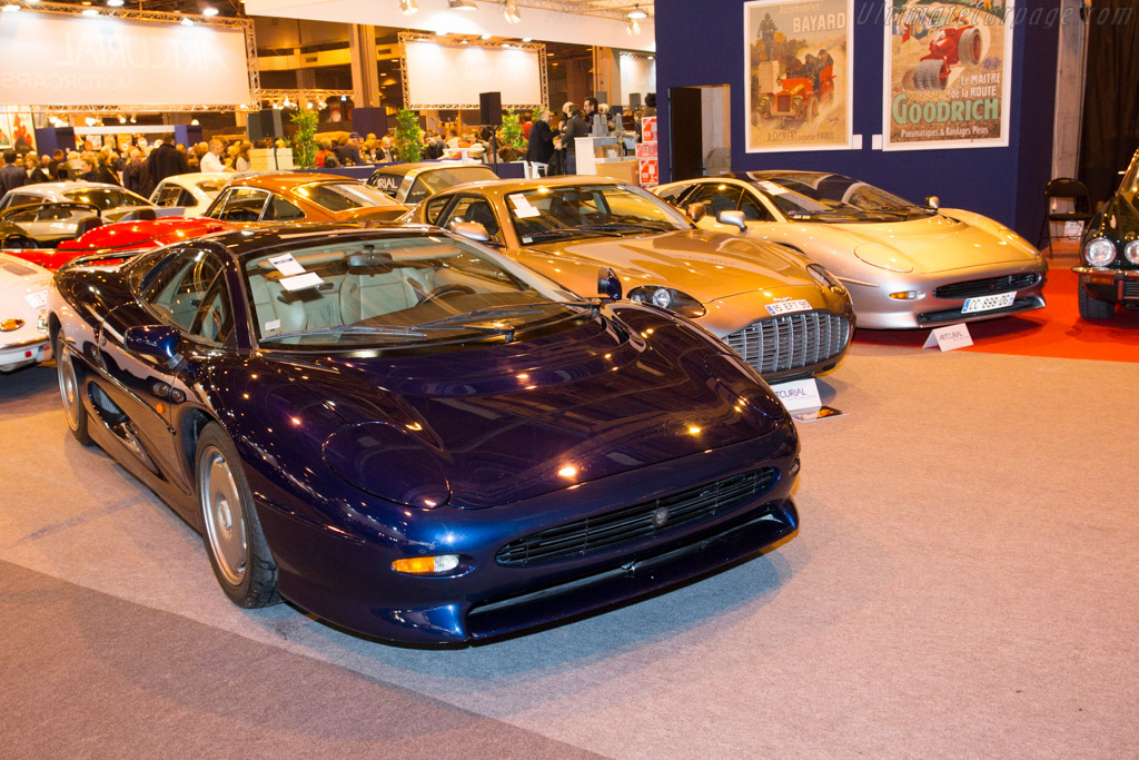 Jaguar XJ220 - Chassis: 220027   - 2015 Retromobile