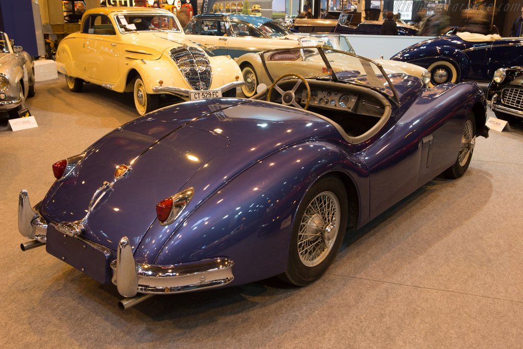 Jaguar XK140 SE Roadster - Chassis: S811156   - 2015 Retromobile