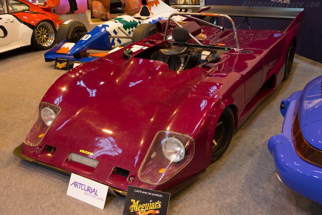 Lola T294 - Chassis: HU70   - 2015 Retromobile