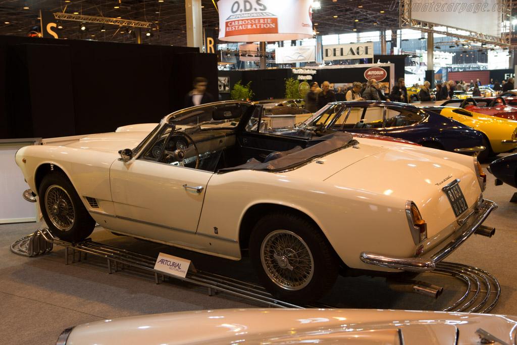 Maserati 3500 GT Spider - Chassis: AM101.1221   - 2015 Retromobile